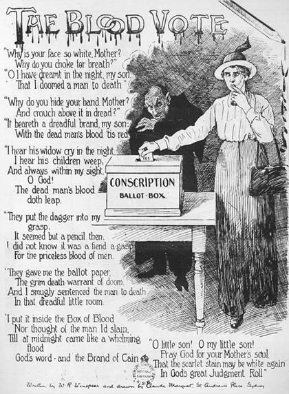 australia poem analysis