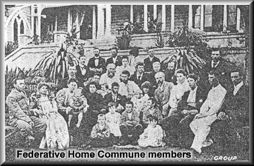 Photo: The Federative Home Commune Members