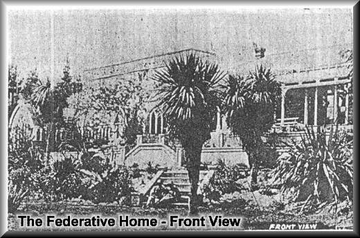 Photo: The Federative Home